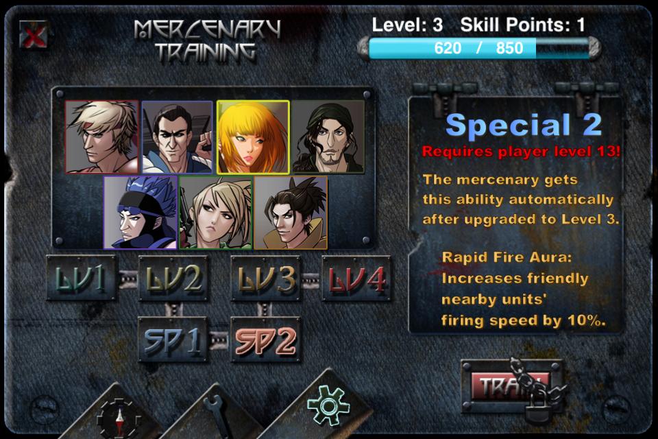 Bio Army 2 screenshot 2
