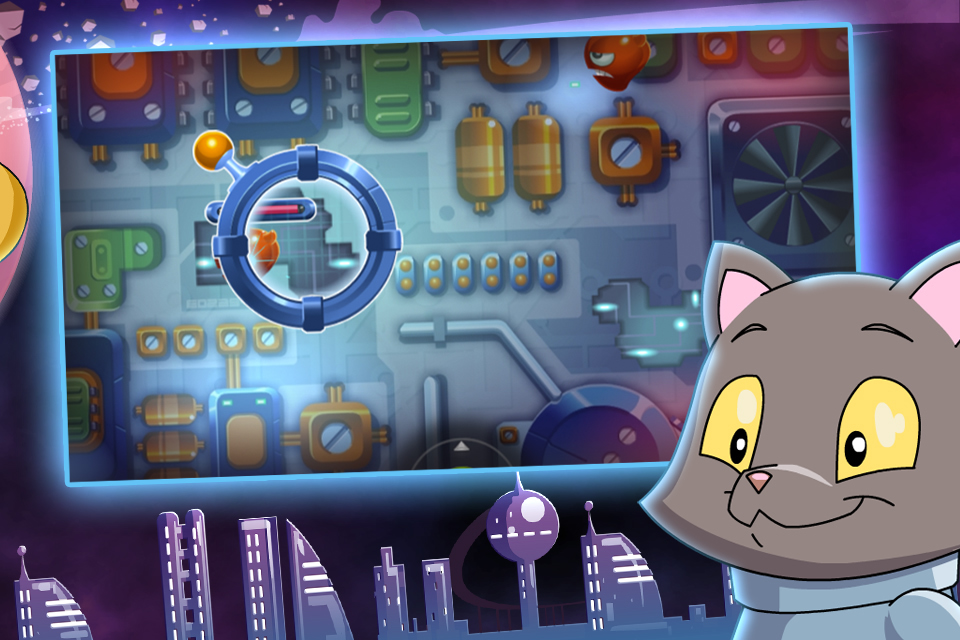 Screenshot Space Mission – ENROL IN THE ACADEMY